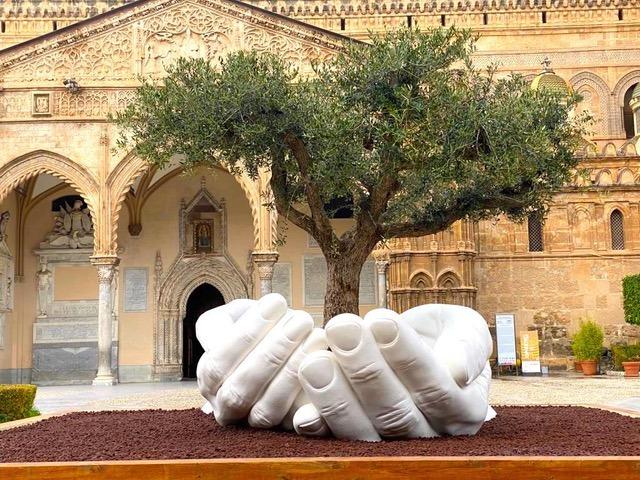 """""""Suggestioni caravaggesche"""" al Palazzo Abetellis di Palermo"""