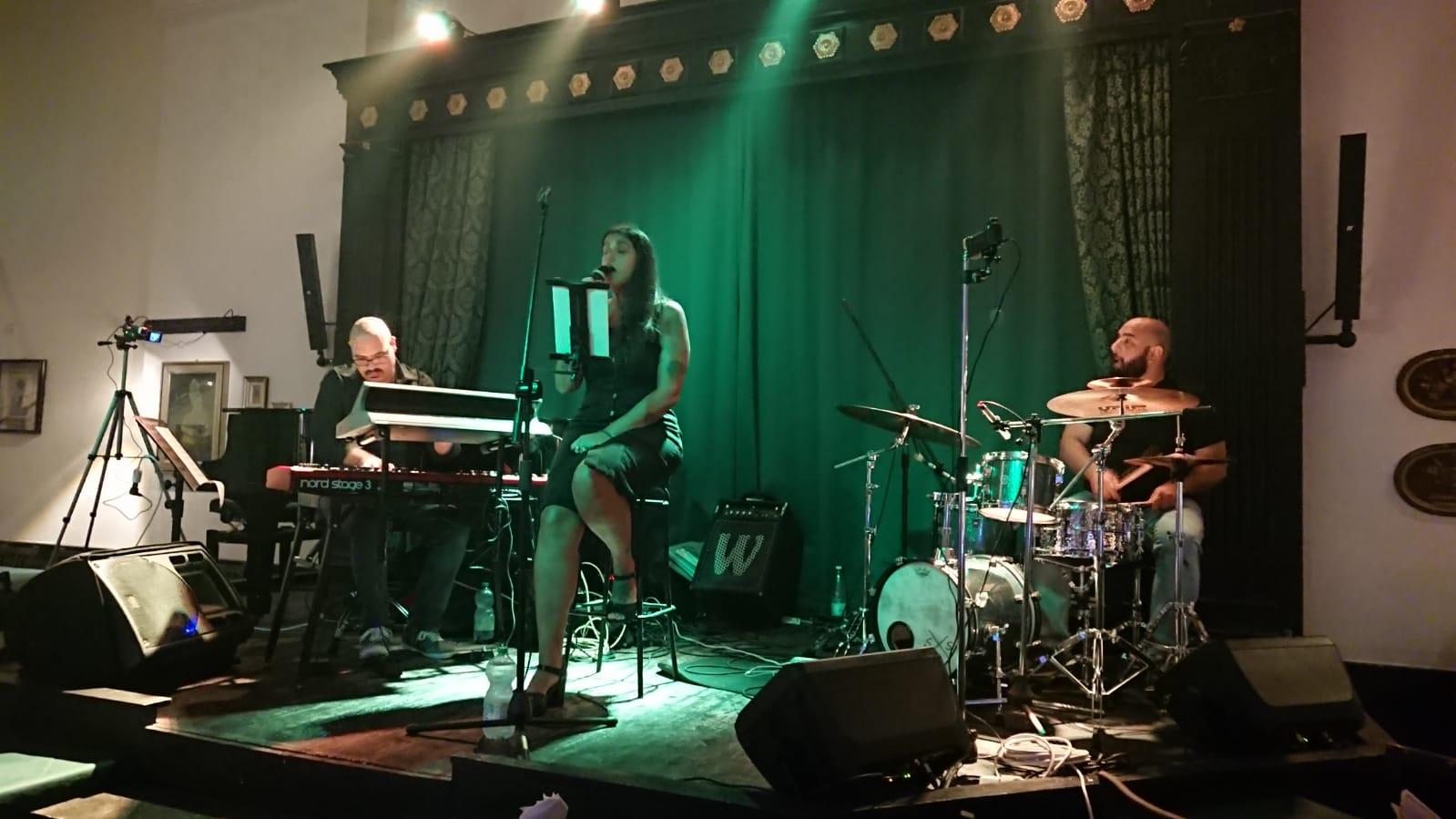L'amore per la musica e la collaborazione con Ghemon: l'intervista a Wena