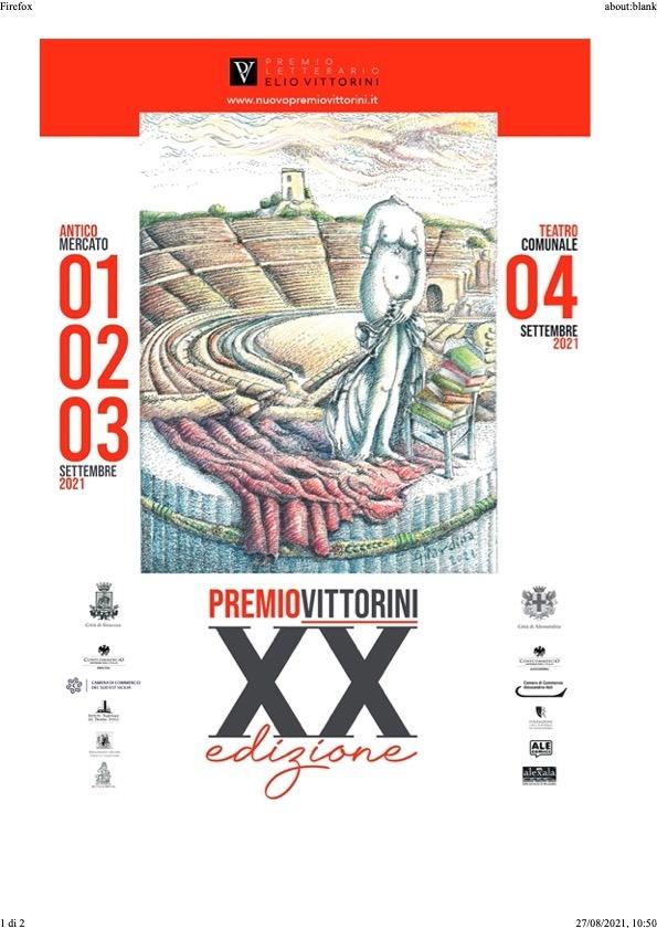 """NASCE ALL'INTERNO DEL PREMIO VITTORINI 2021 IL PROGETTO CREATIVO """"SIRACUSA & ALESSANDRIA: L'ITALIA A FUMETTI"""""""