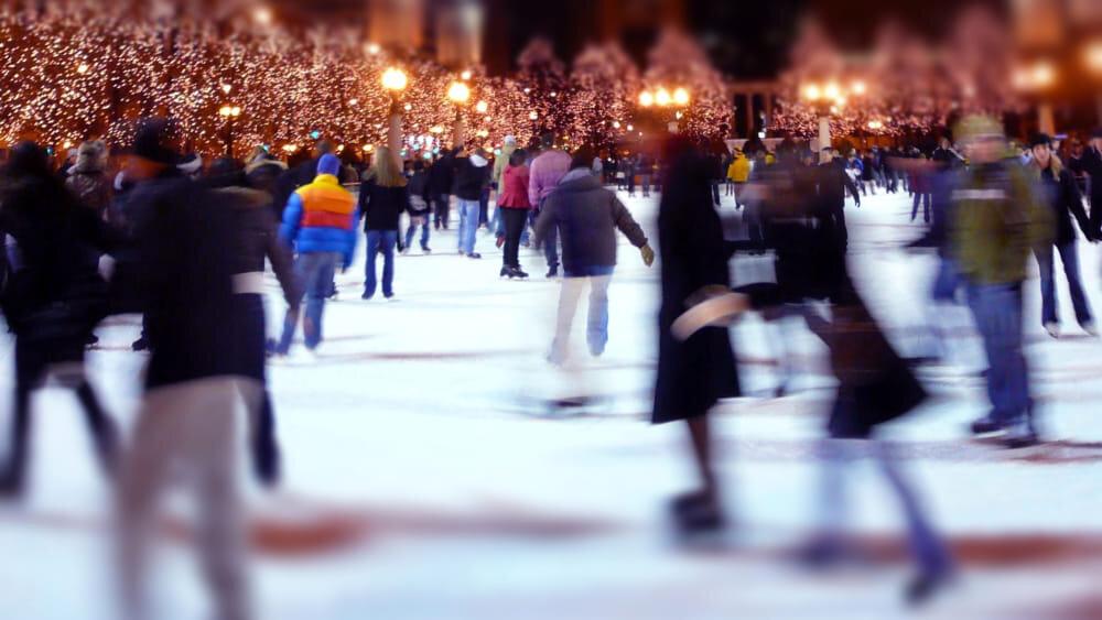 Natale 2019: alla Villa Bellini di Catania si pattinerà sul ghiaccio