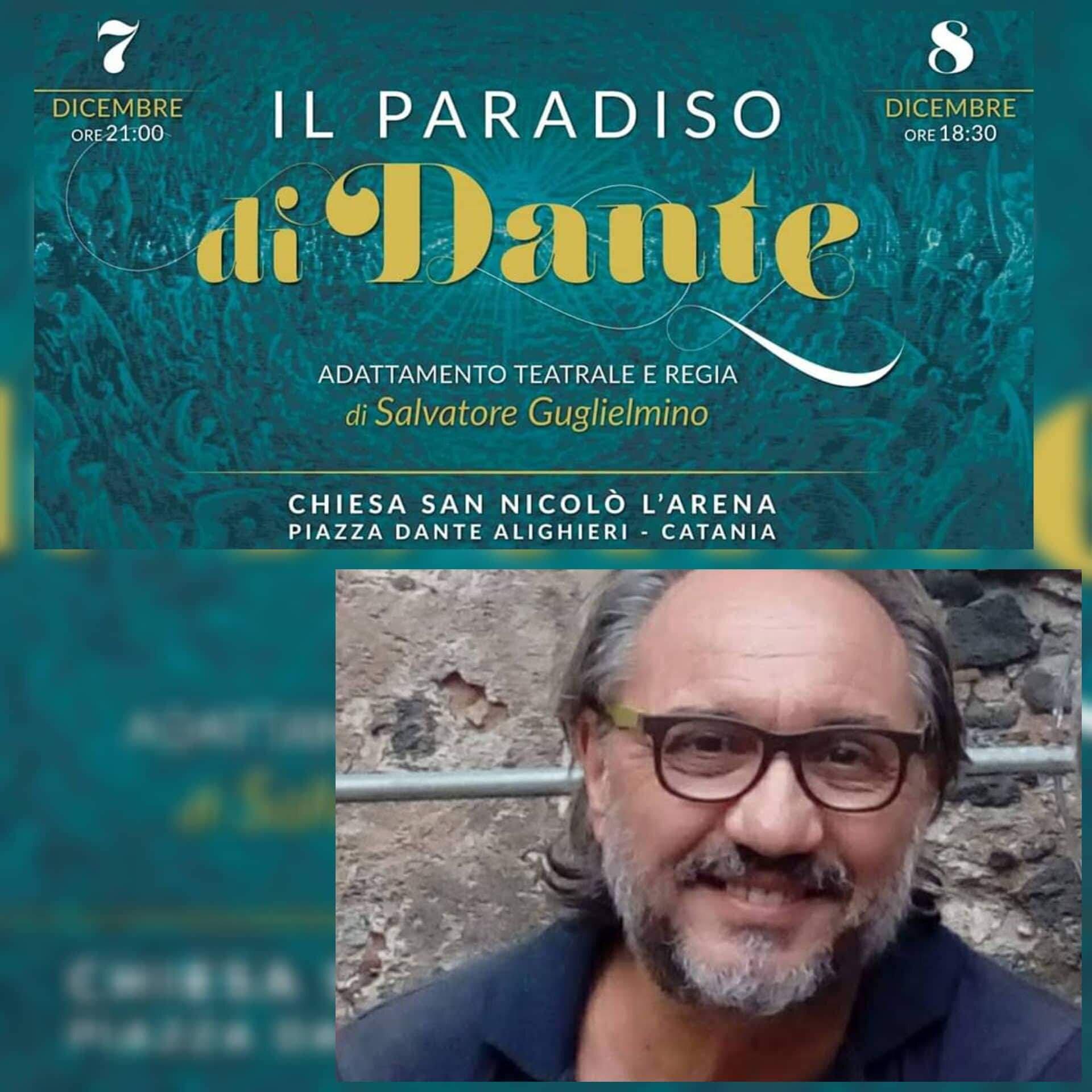 Orfeo torna a Catania, con un testo di Salvatore Guglielmino