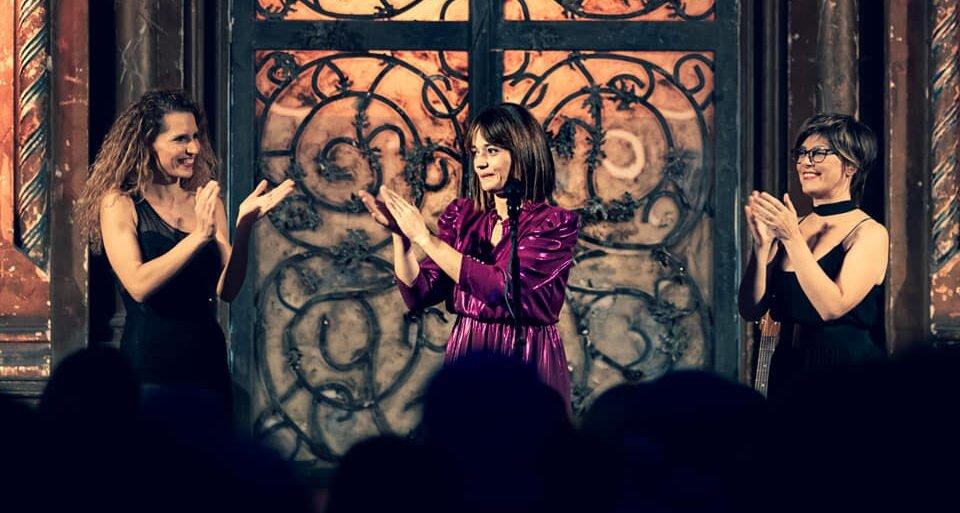 Grande performance ieri sera per Carmen Consoli, che ha incantato New York