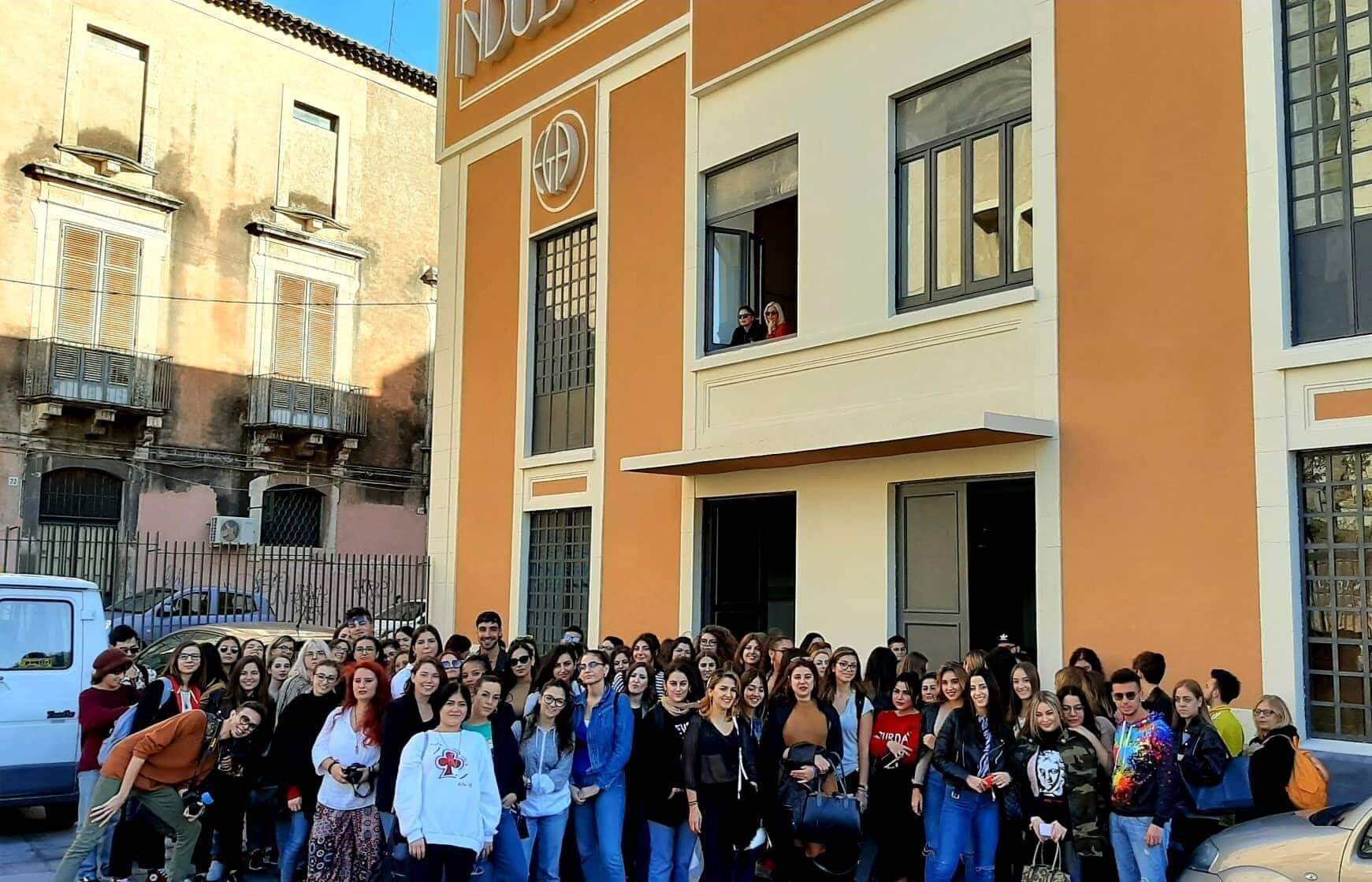 A Catania gli studenti dell'Accademia di Belle Arti discutono di Sicilia e di futuro