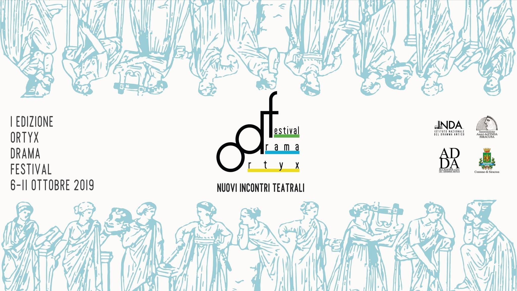 Ortyx Drama Festival: I giovani incontrano l'Isola di Ortigia