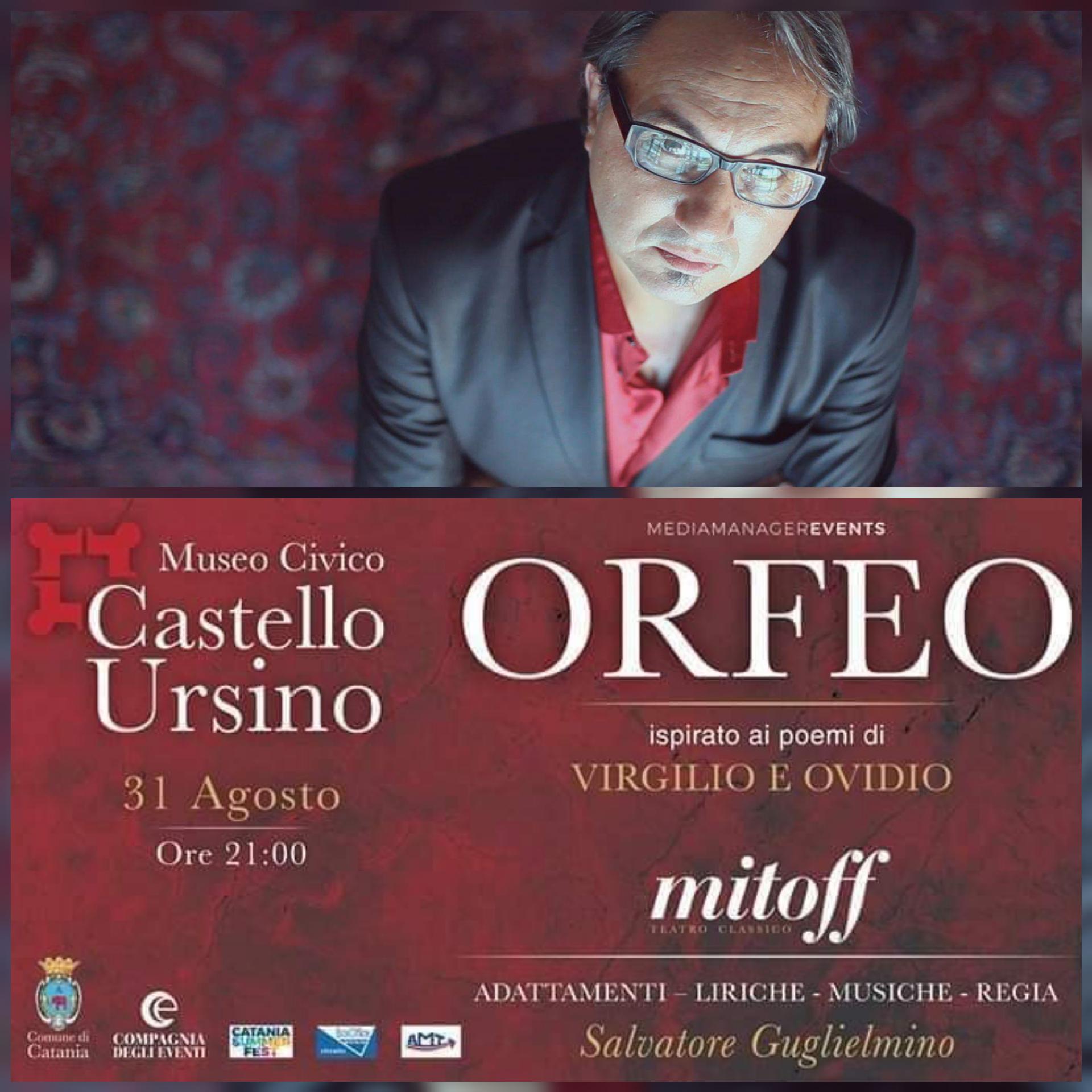 """Mitoff continua: Guglielmino porta in scena la """"Fedra"""" di Seneca"""