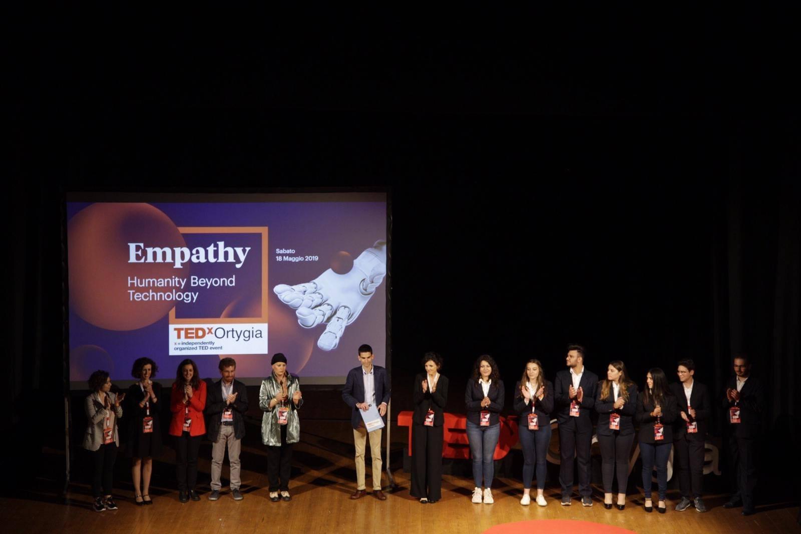 TEDx Ortygia - 2° edizione: Empatia e società 4.0