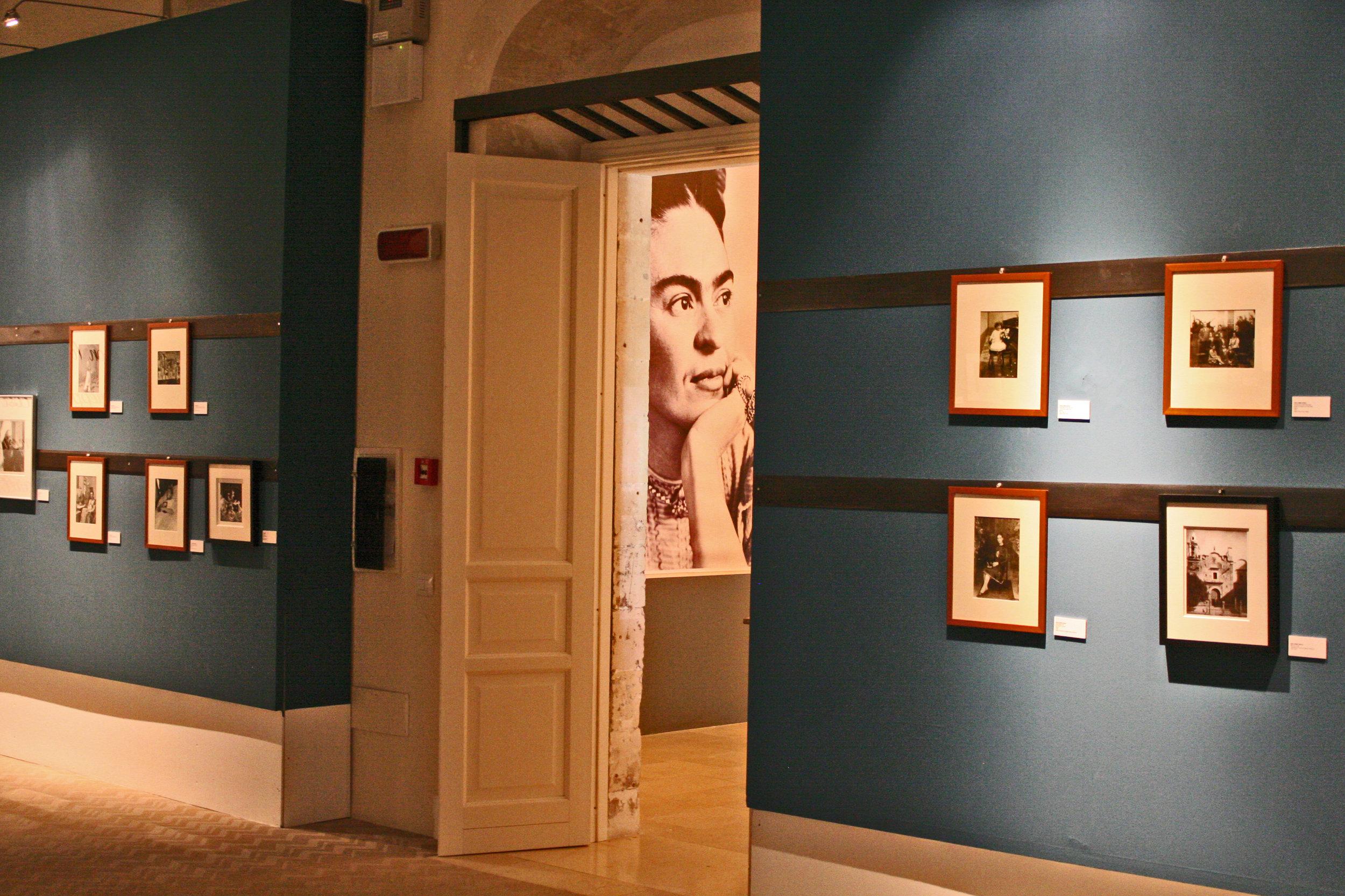 Frida Kahlo rivoluziona Noto