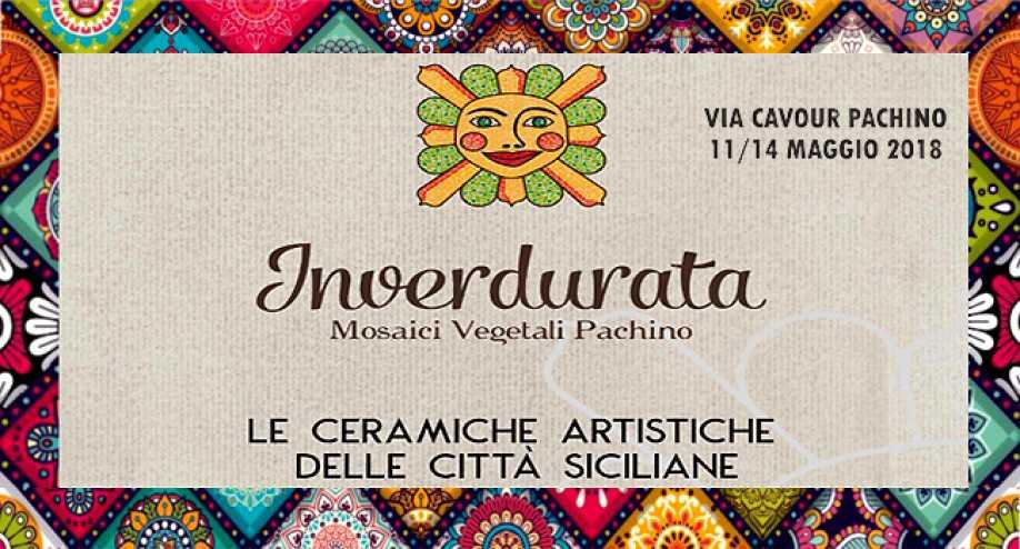 Inverdurata 2018, la festa dei mosaici a Pachino