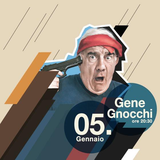 Gene Gnocchi al Teatro Comunale di Siracusa