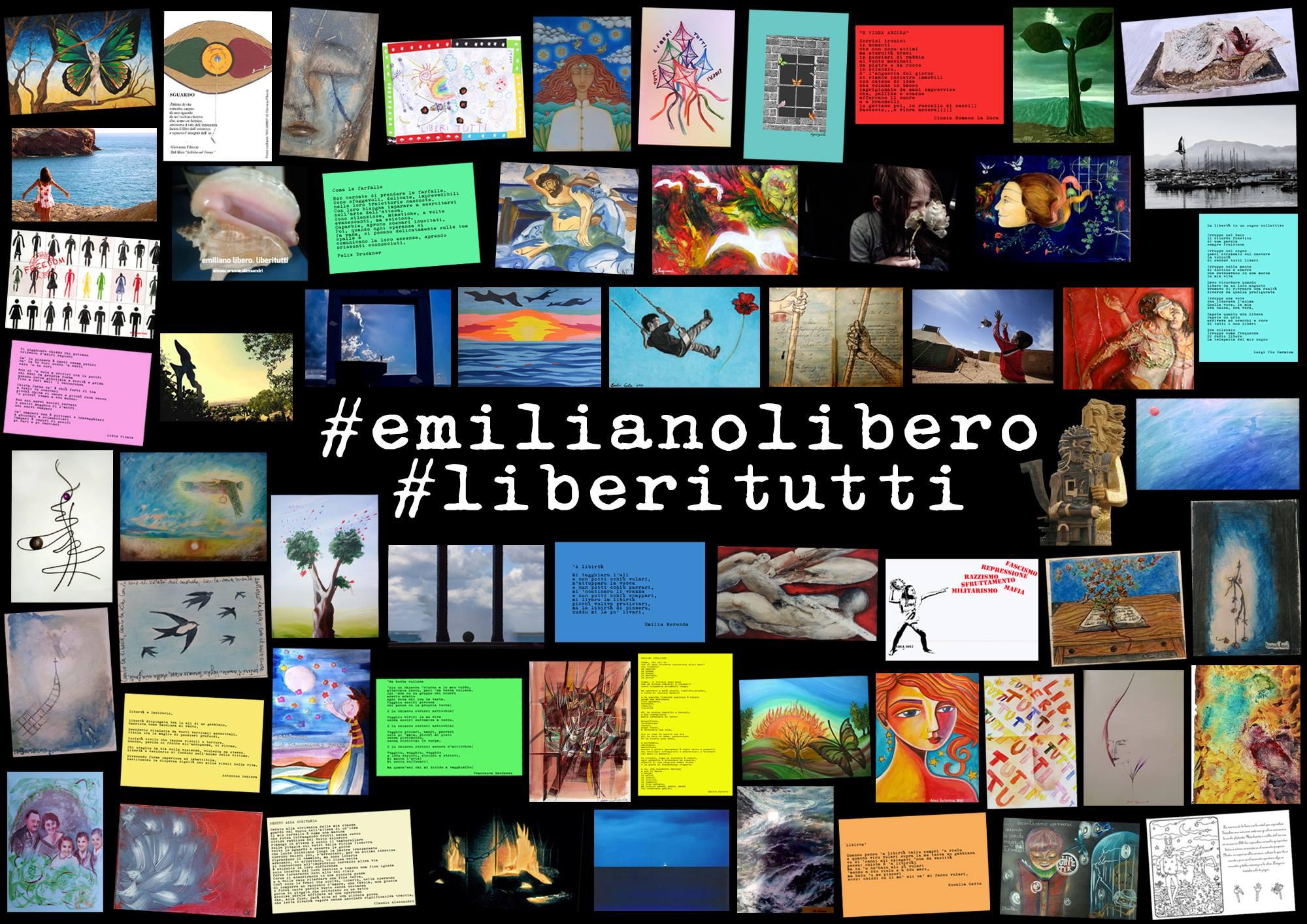 "Dalla campagna ""Cartoline d'artista"" arriverà una mostra per la libertà d'espressione"