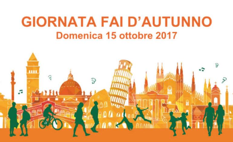 Il 15 ottobre in tutta la Sicilia scopri la Giornata FAI d'autunno
