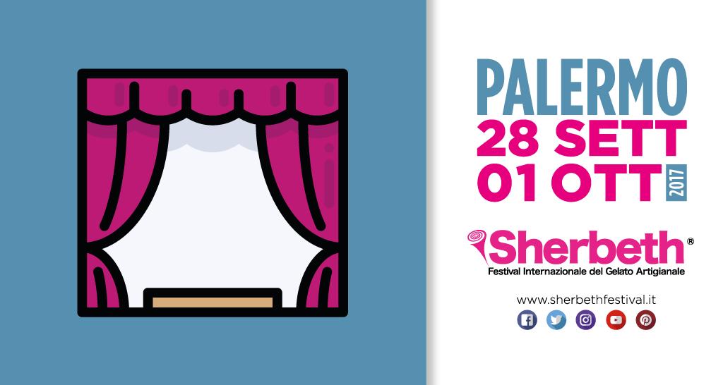 A Palermo tutto pronto per la 9^ edizione di Sherbeth, il Festival Internazionale del Gelato Artigianale
