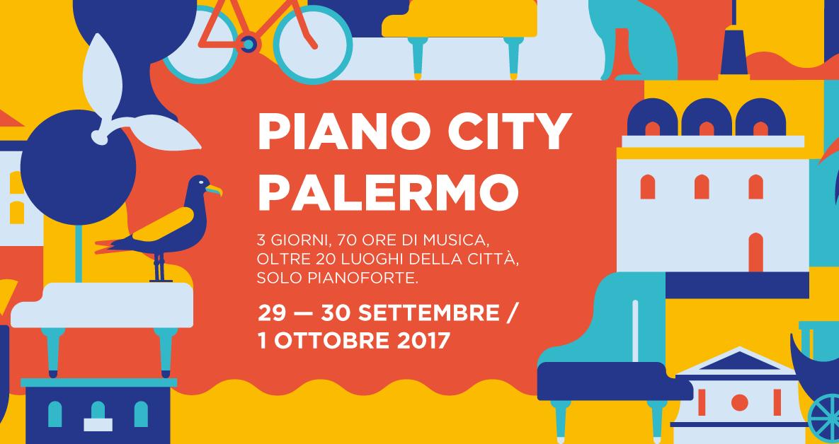 PIANO CITY PALERMO sta arrivando, 3 giorni di musica per la rinascita della città