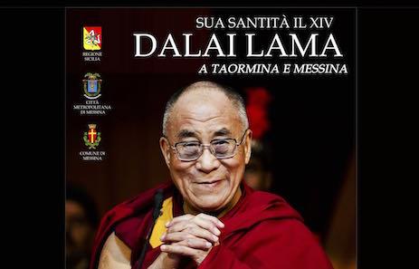 Le conferenze del Dalai Lama in Sicilia. È ancora possibile acquistare i biglietti