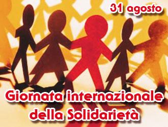 """La """"Giornata internazionale della Solidarietà"""" a Siracusa"""