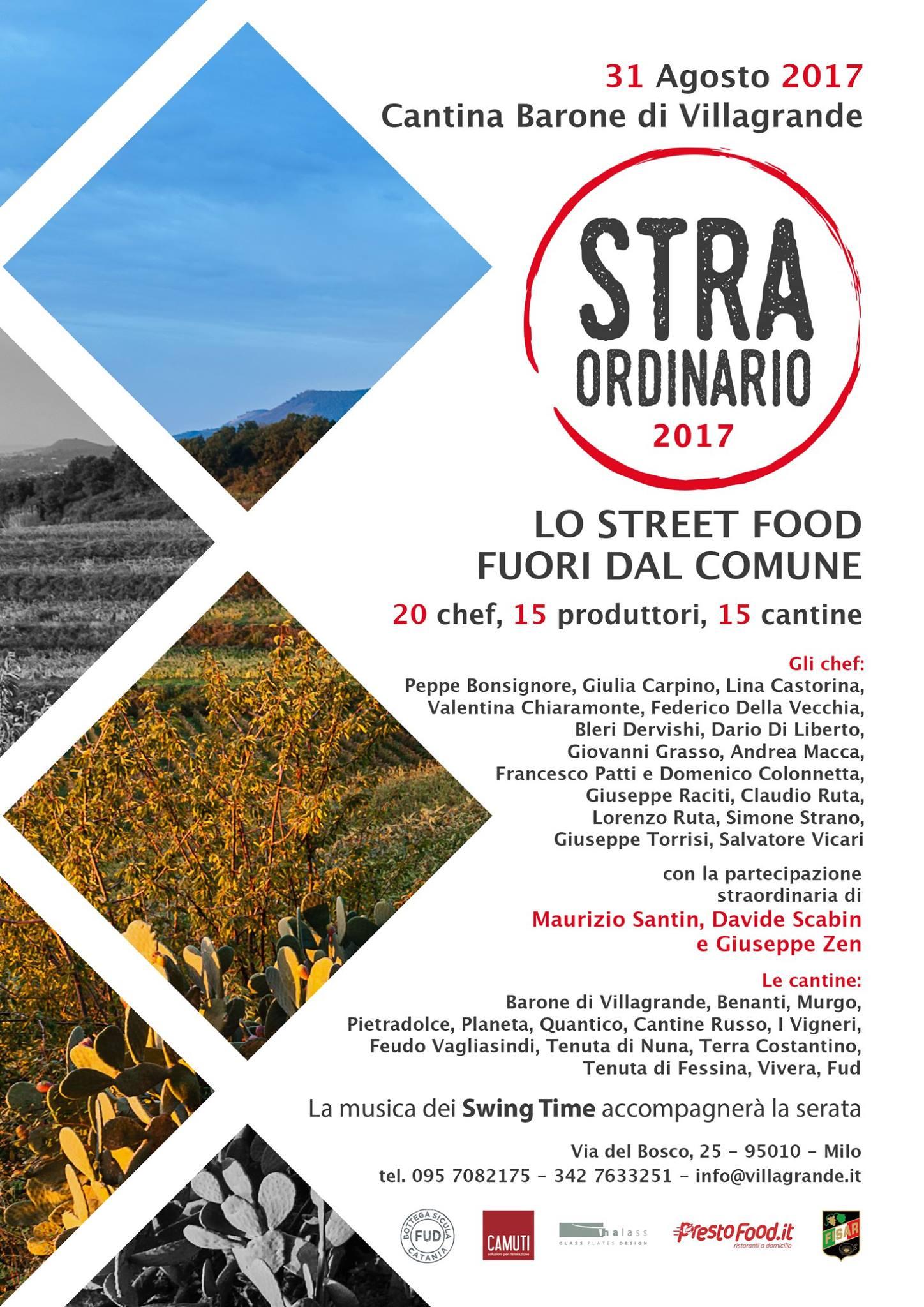 """""""Straordinario"""", il festival di Milo torna per l'estate siciliana"""