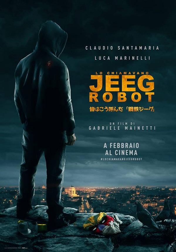 """A Catania il cinema all'aperto con """"Lo chiamavano Jeeg Robot"""""""