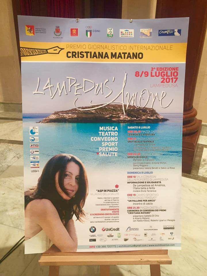 """Che fine ha fatto il """"Lampedusa in Festival""""?"""
