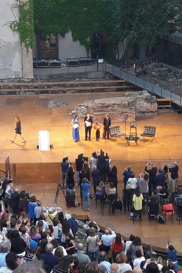 Premio Sicilia a Isabelle Allende. La scrittrice si racconta...