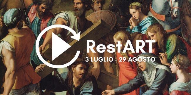 Palermo ricomincia da RestART e pone l'attenzione sul suo patrimonio artistico e culturale