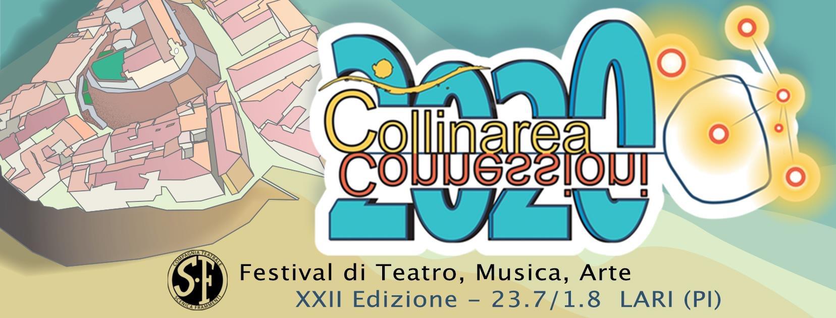Da Palermo a Pisa, per la prima sperimentazione del Teatro Dislocato: Collinarea Festival 2020