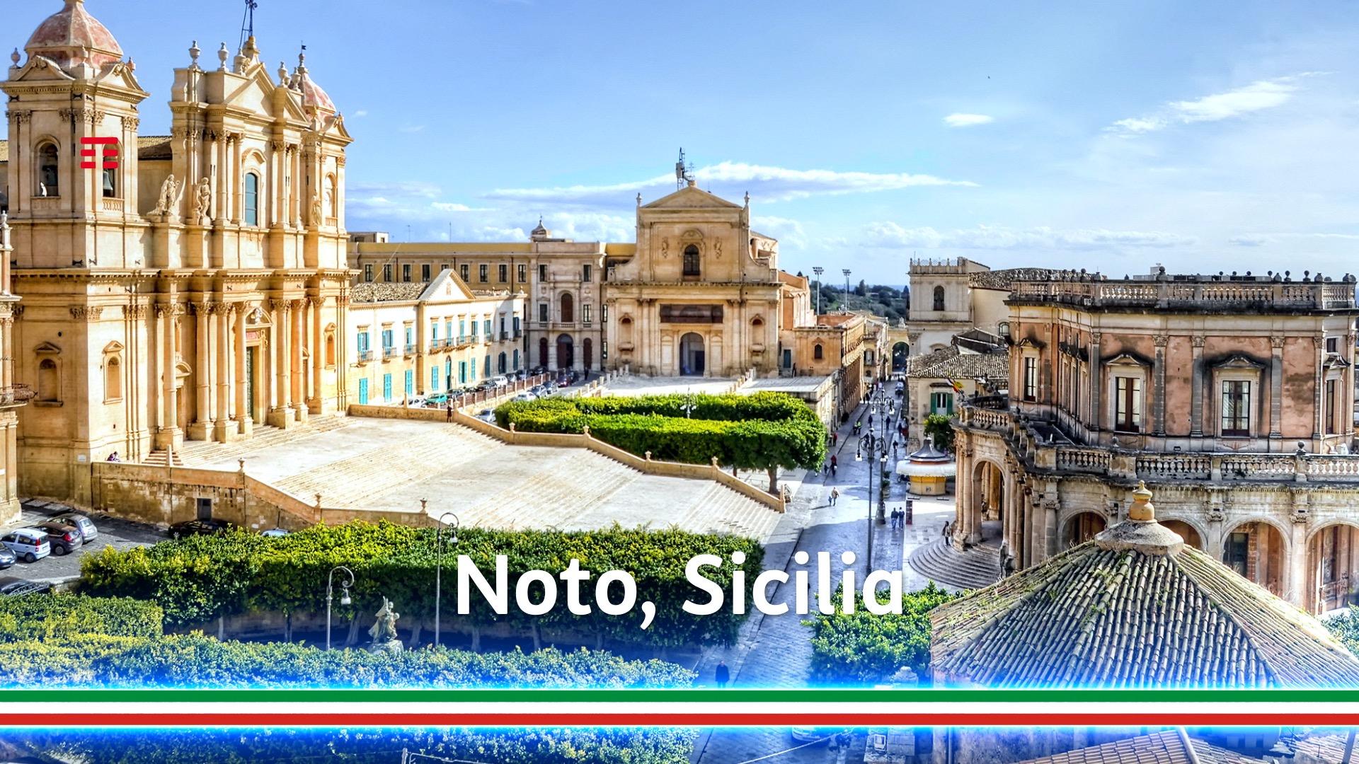 TIM sceglie Noto per gli spot che portano la fibra in oltre 2.000 comuni italiani