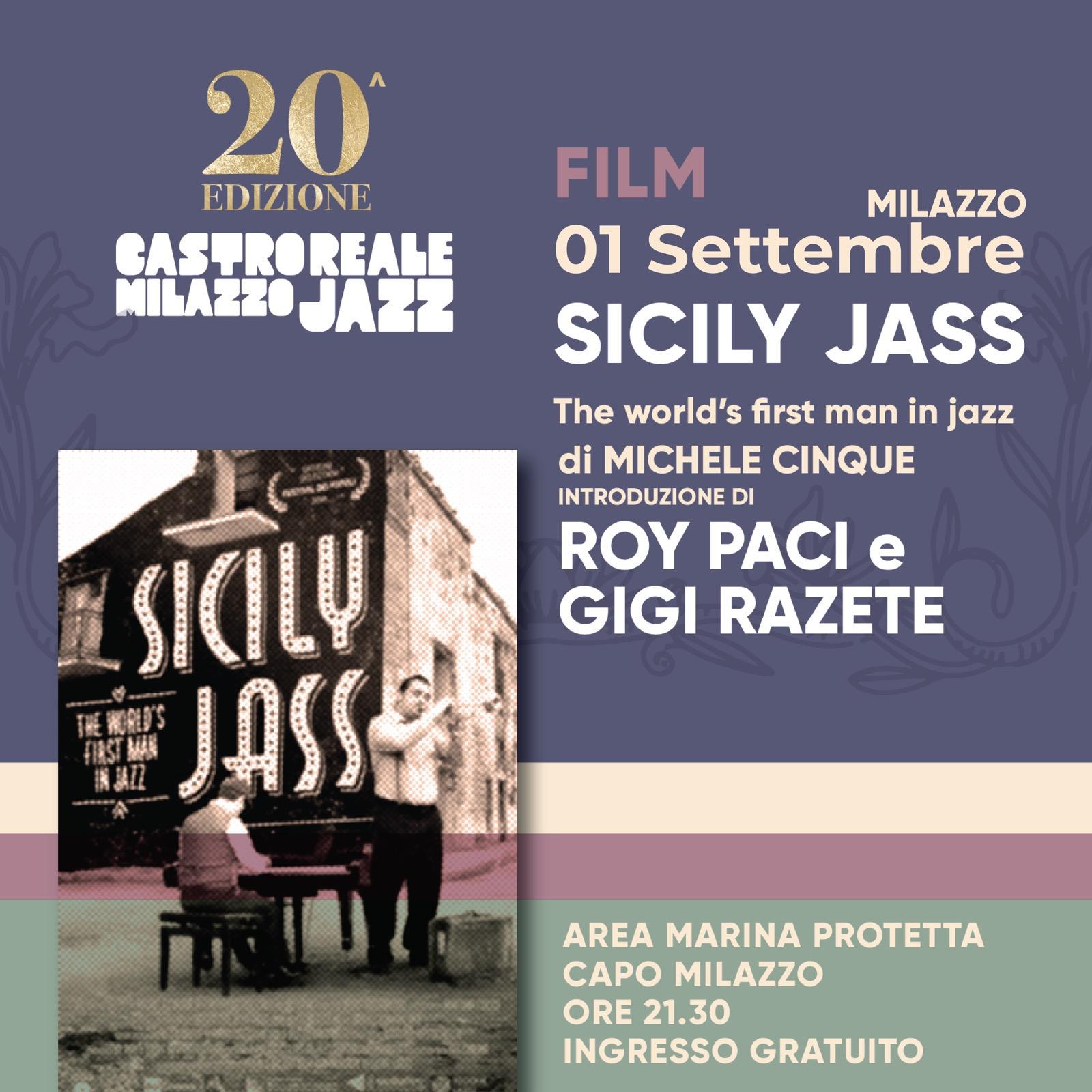 Dal CastrorealeMilazzo Jazz Festival alla Giornata Europea della Cultura Ebraica 2020: a Castroreale, il mese di settembre è all'insegna della cultura