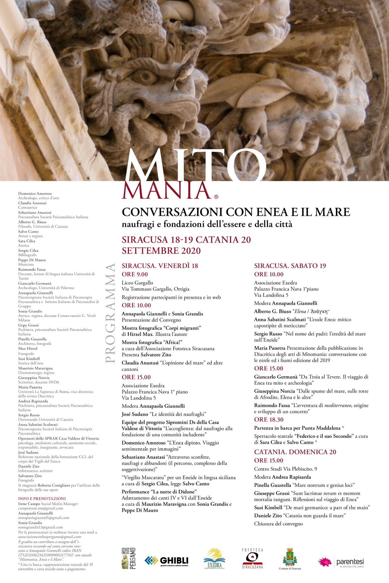 Etnabook Edizione 2020: a Catania torna il festival del libro e della cultura