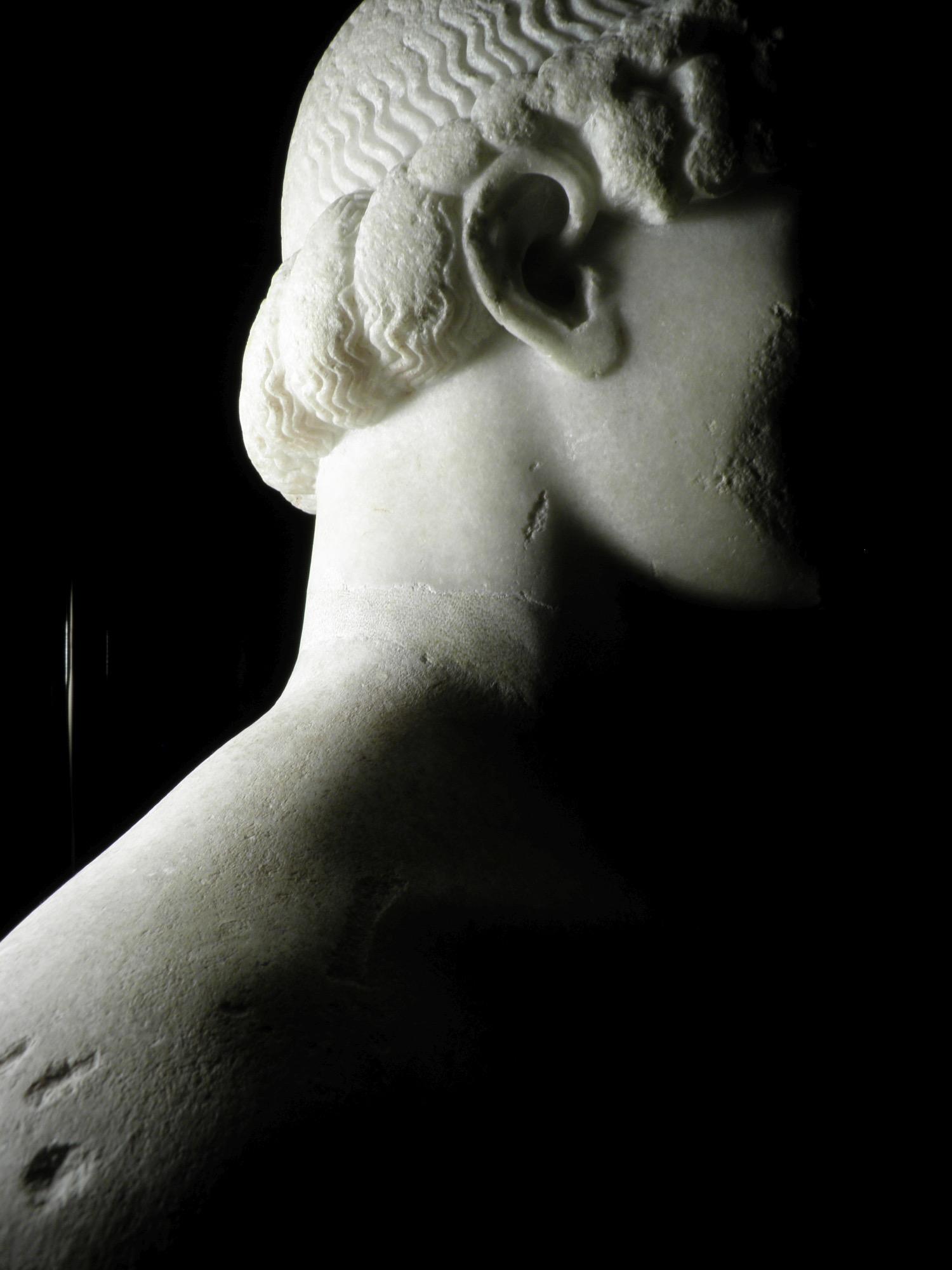 """""""Il Kouros ritrovato"""": a Siracusa, allestita la mostra voluta e curata da Sebastiano Tusa"""