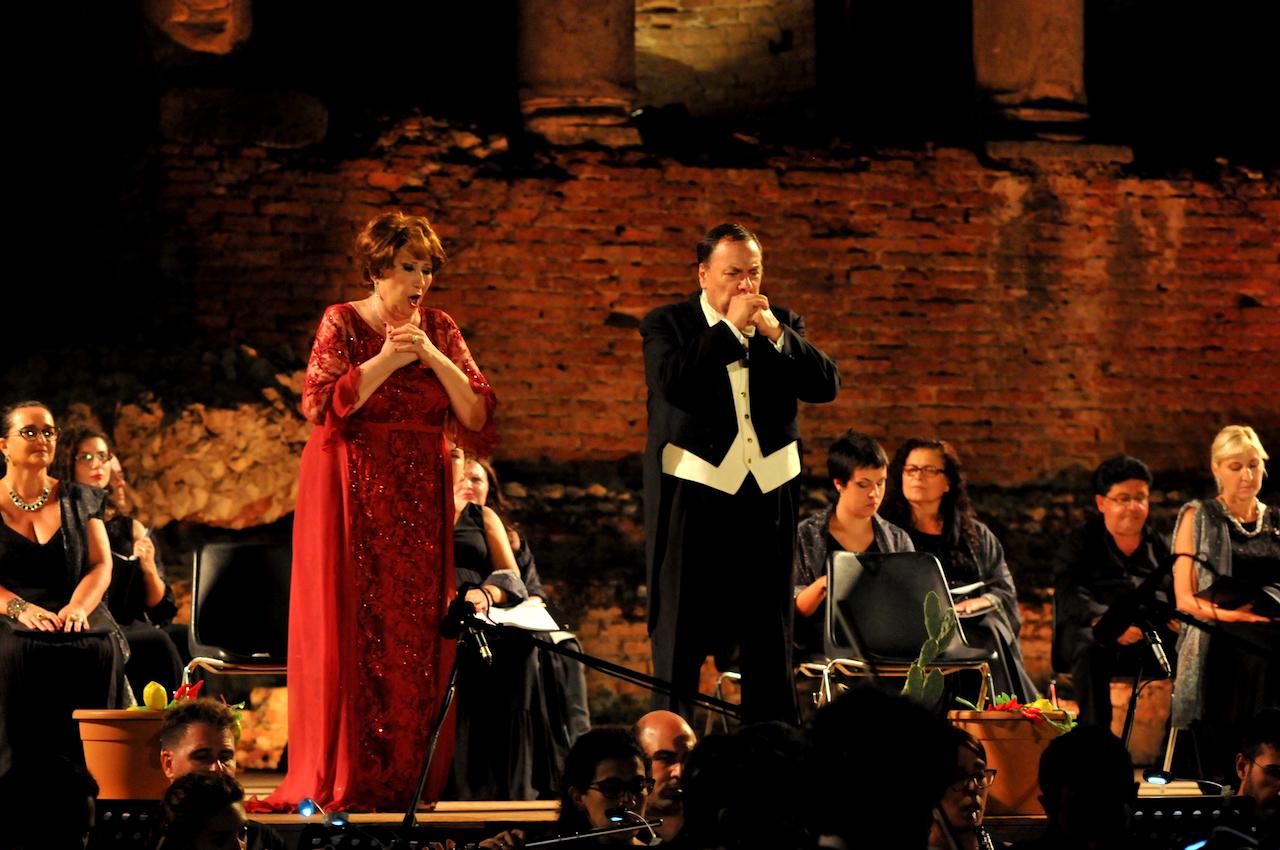 """Mythos Opera Festival. Terminata la stagione 2020 si pensa già al futuro: """"Il Mythos non più associazione ma fondazione""""."""