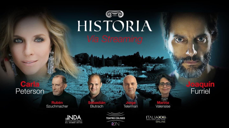 Il Teatro Greco di Siracusa e Fondazione Inda in un documentario rivolto al pubblico sudamericano