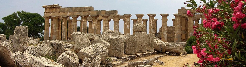 Parco archeologico di Selinunte: riapre la zona dell'Acropoli danneggiata un mese fa da un incendio
