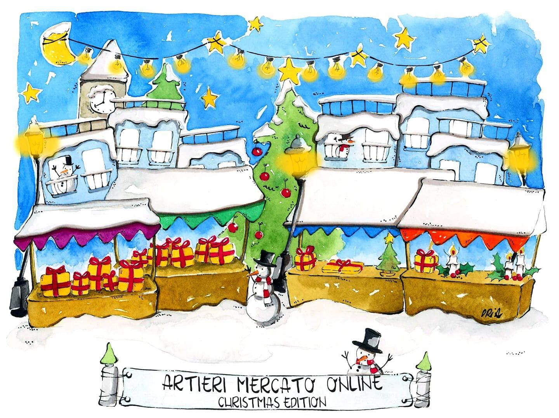 «La magia del Natale non va fermata!»: così Artieri si adegua alle norme di sicurezza sanitaria